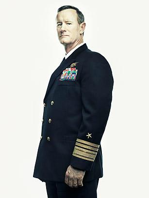 Admiral McRaven