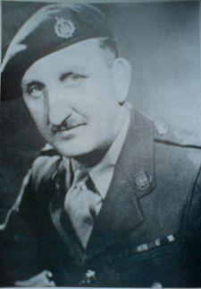 Lieutenant Colonel Charles Augustus Newman