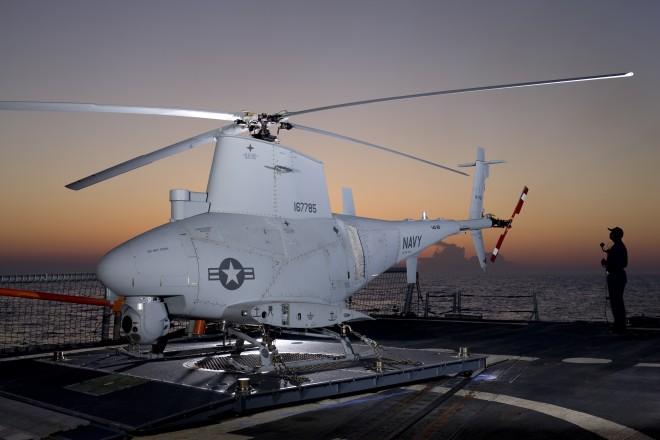 Northrop Grumman MQ-8B Navy Fire Scout
