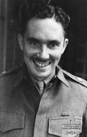 Major Ivan Lyon