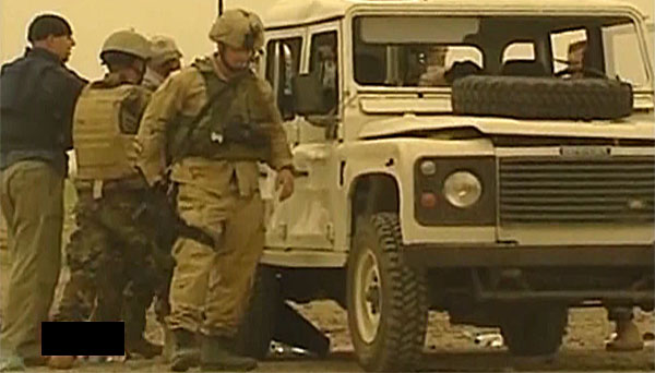 US Special Forces in Operation Viking Hammer