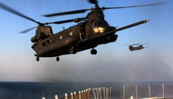 News: Army Spec Ops Aviation Commander Promoted to Brigadier General