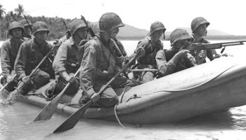 The Magnificent Marine Raiders