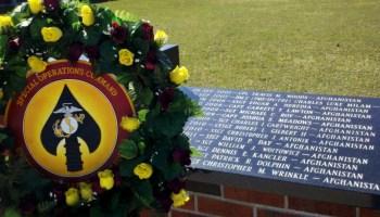 MARSOC Remembers July 31, 2011