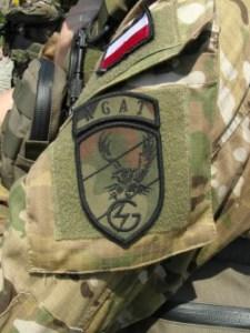 tab for combat uniform