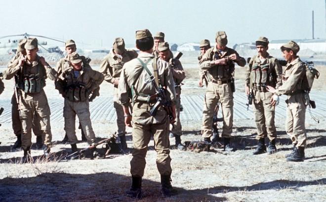 Spetsnaz in Afghanistan, 1988