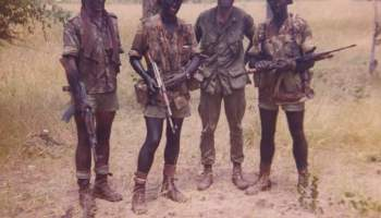 The Rhodesian SAS: Battle against all odds