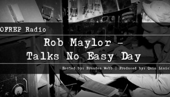 Rob Maylor - Talks No Easy Day