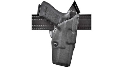 Safariland Automatic Locking System (ALS): The fastest retention holsters in the world