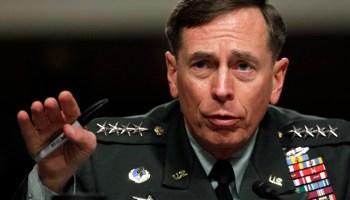Former CIA Director David Petraeus & The Affair, So Far...
