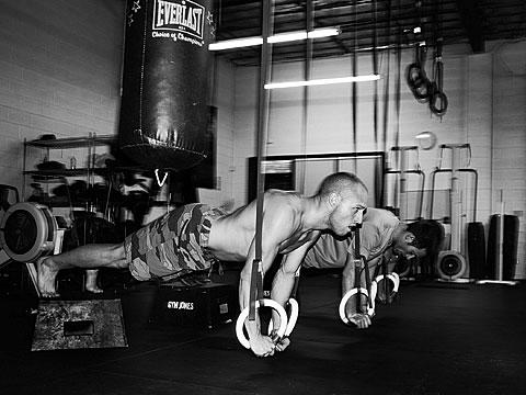 Tier 1 Training at Gym Jones