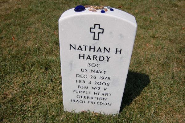 Nathan H Hardy, SEAL
