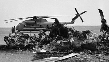 SFs contribution to Operation Eagle Claw