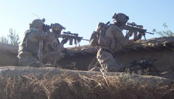 The Future of Special Operations: Dull Spear, Sharp Sword
