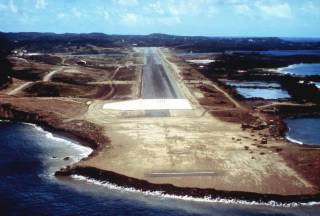 Point Salines Airport, Grenada