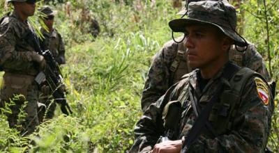 Ranger Graduates From Guatemala's Kaibil School