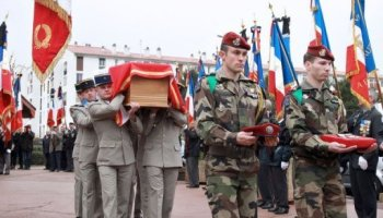 French Commando, Killed in Somalia, Identified