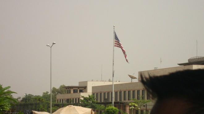 US Embassy in Bamako