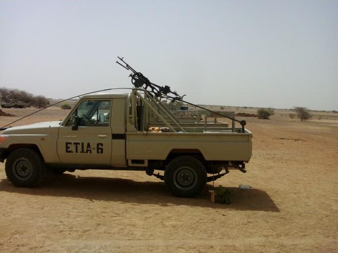 Etia Gun Truck