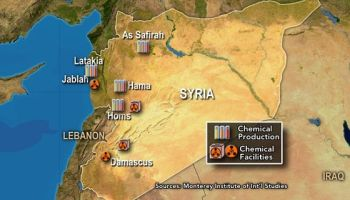Syria and Chemical Weapons