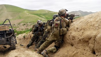 On this Day in SOF History: Op Daneh Pasab, AFG