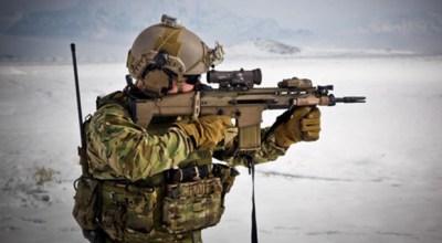 The FN SCAR!