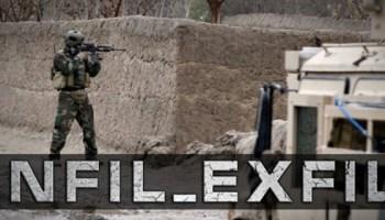 INFIL_EXFIL: MARSOC Combat Action & PTSD Awareness
