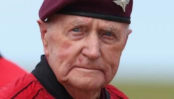 C-Squadron, Rhodesian SAS Sergeant Major, Jock Hutton