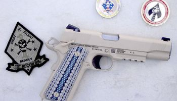 MARSOC & The 1911: Tack Driver On the Range, Rusty Paperweight in the Field
