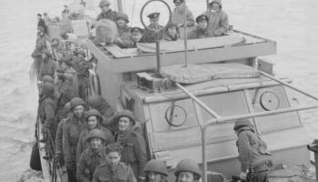 Operation Biting: The Bruneval Raid