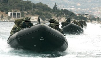 Greek SOF: Zeta Amphibious Raider Squadron