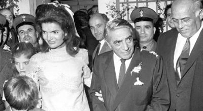 Conspiracy (or How The Vietnam War was Fought Over a Bet that Howard Hughes lost to Aristotle Onassis)