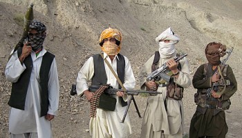 Afghan Taliban Back In Power Soon: Kerry Patton Talks