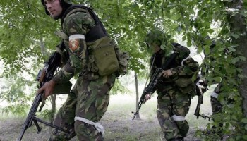 Russia/NATO Exercises: Blast from the Past?