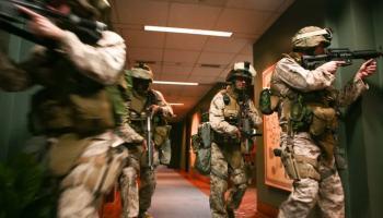 The Marine Security Guard Program