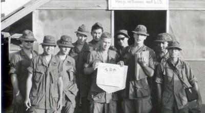 Ken Gaudet – 173rd Infantry, Rhodesian Light Infantry and the SADF Pathfinders