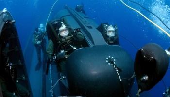 US Navy SEALs: SDV1