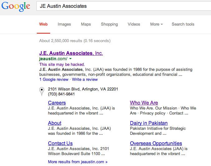J.E. Austin Associates