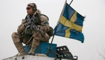 Sweden's SOG Takes Down the Taliban