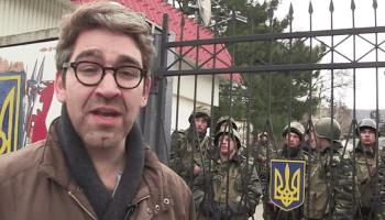 Vice News' Simon Ostrovsky held hostage in Sloviansk, Now Free