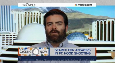 What We Know About the Ft. Hood Gunman: Brandon Webb Interview