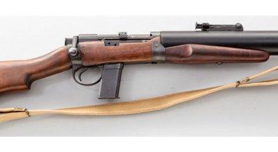 The De Lisle Carbine: Forgotten Reaper