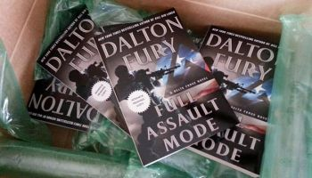"Dalton Fury's New Release ""Full Assault Mode"" With Exclusive SOFREP Interview"