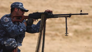 The PK Series General Purpose Machine Guns: Terrorism's Favorite Support Weapon