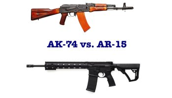 Best Modern Sporting Rifle: AR vs AK