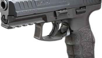 Heckler and Koch VP9 Striker-Fired 9mm Pistol
