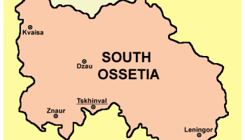 Russia and the West: Fracture Points (South Ossetia)