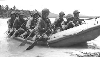 US Marine Raiders - Past and Present