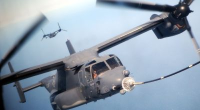 AFSOC Releases Details of Aborted Rescue Mission That Critically Wounded Four Navy SEALs