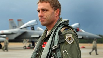A Toast to Moose: A Husband, Father, Fighter Pilot...and Friend